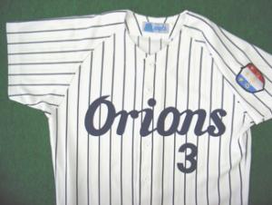 大毎オリオンズ ホームユニフォームシャツ