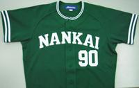 1984~88年の南海ホークス・ビジターユニフォームシャツ