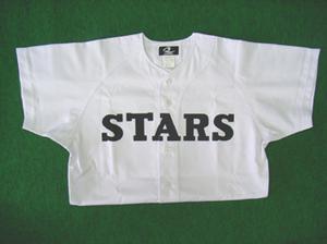 1955~56年 大映スターズ・ホームユニフォームシャツ