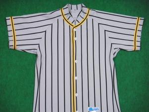 1945~48年の大阪タイガースユニフォーム