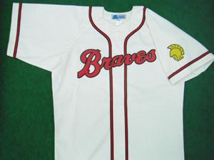 1960~61年の阪急ブレーブス ホームユニフォームシャツ