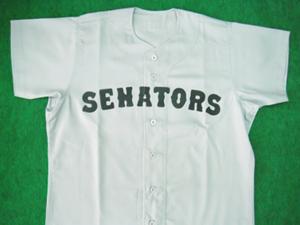 1937~40年の東京セネタース ユニフォームシャツ
