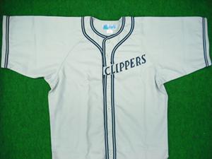 1950年 西鉄クリッパーズ ユニフォームシャツ