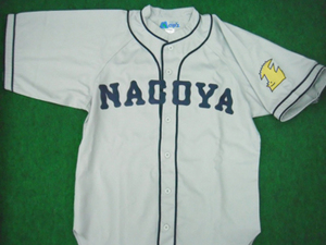 1936~37年の名古屋金鯱のユニフォームシャツ
