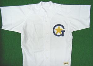 1946年のゴールドスターのユニフォーム