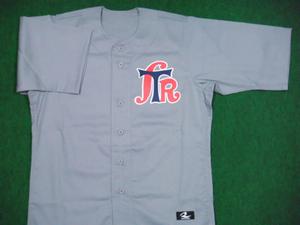 1954年の洋松ロビンス ビジターユニフォームシャツ