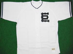 1940~44年の東京巨人のユニフォームシャツ