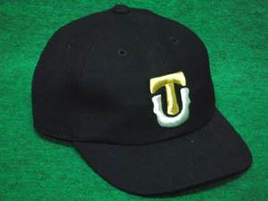 1955年のトンボユニオンズの帽子