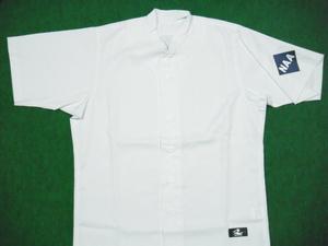 日本最初のプロ野球チーム 日本運動協会のユニフォームシャツ